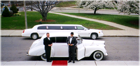 Enter Andrews Limousine & Coach Service Website